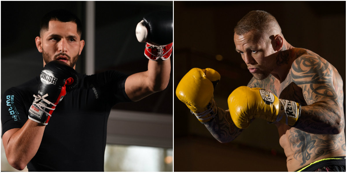 UFC 201 preview: Ross Pearson aims to produce epic encounter with Jorge Masvidal
