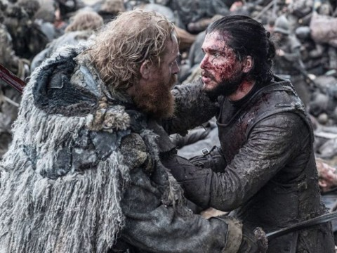 Game of Thrones Battle of the Bastards had an alternate ending and it's *slightly* more awesome