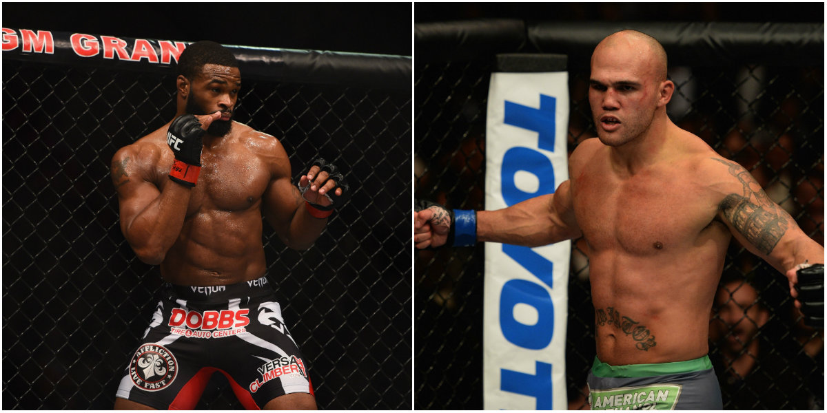 UFC 201 countdown: Welterweight champion Robbie Lawler set for belt defence against Tyron Woodley