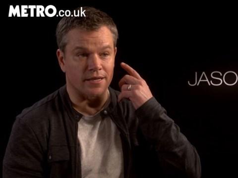 Matt Damon has a pretty cool story about Stevie Wonder