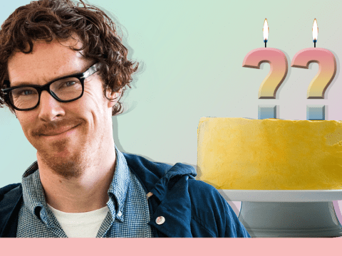 It's Benedict Cumberbatch's birthday! But do you know how old he is?