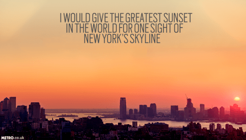21 quotes about New York that will make you want to jump on a plane immediately