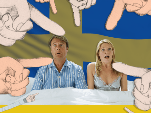 Swedish government worried its people aren't having enough sex