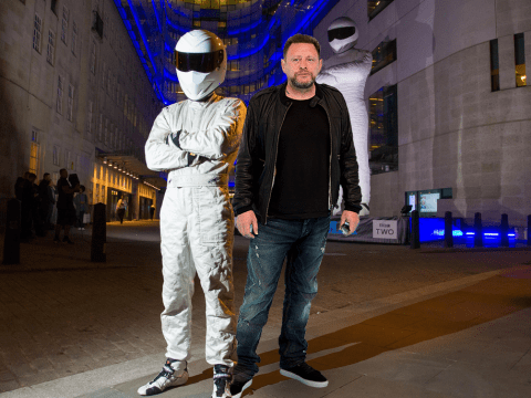 Happy Mondays' Shaun Ryder wants to present Top Gear and we're so up for that