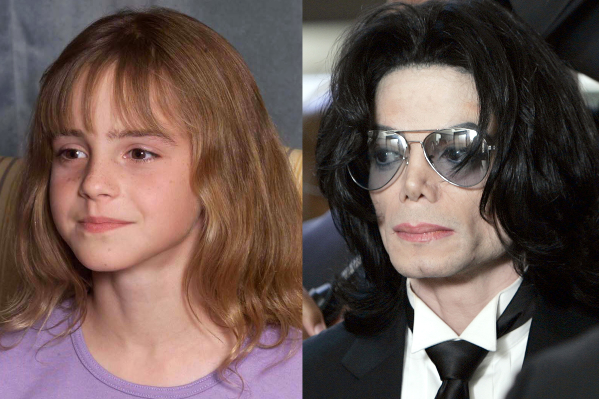 Michael Jackson 'wanted to marry' Emma Watson before he died
