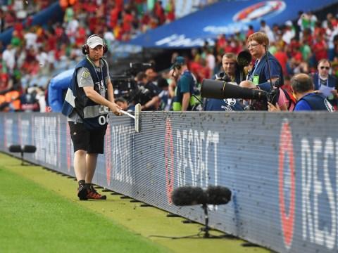 Plague of moths descends on Stade de France ahead of Euro 2016 final