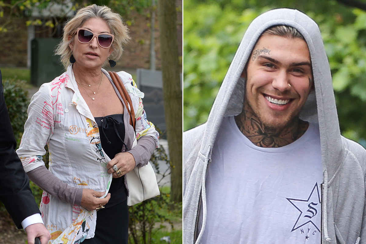 Marco Pierre White Jr failed to turn up at court because he was too hungover