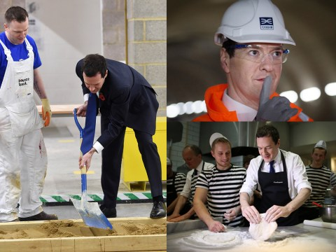 Jobs George Osborne might qualify for after being sacked by Theresa May