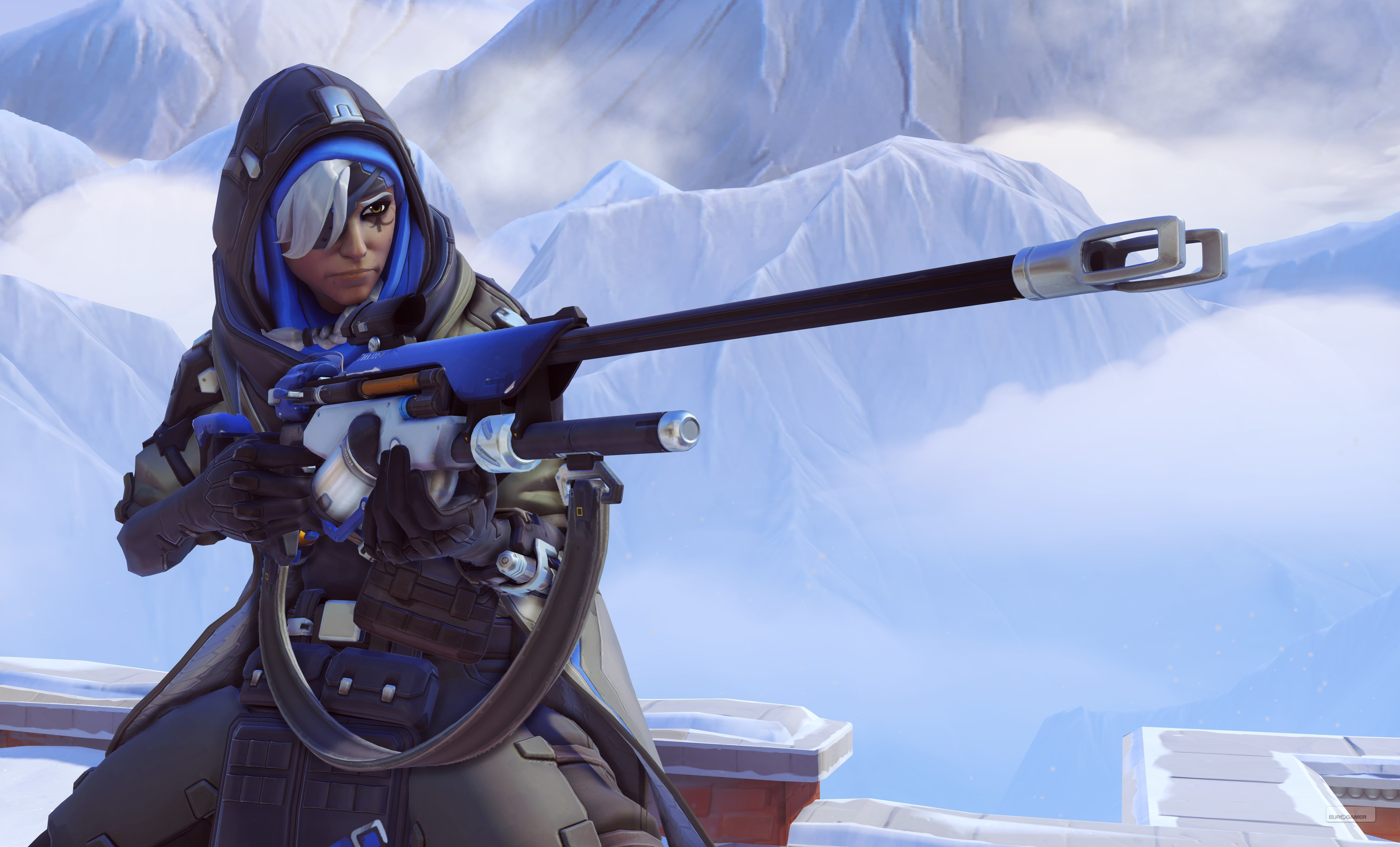Overwatch - what do you think of its new hero?