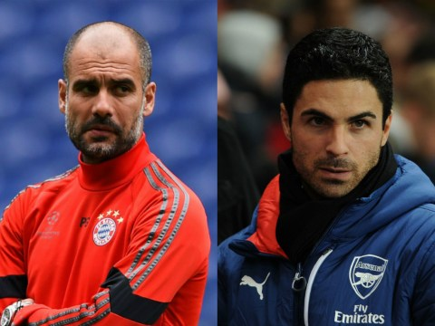 Pep Guardiola reveals why he was so desperate to steal Mikel Arteta from Arsenal