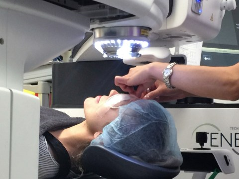 Laser eye surgery – here's what it's really like