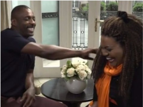 WATCH: Alison Hammond flirting with Idris Elba on This Morning was super awkward
