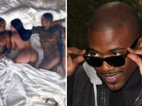 Ray J is 'thinking about taking legal action against Kanye West over Famous video'