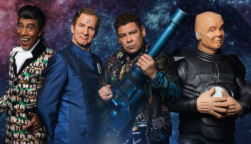 First look at Red Dwarf series XI (Picture: Dave)
