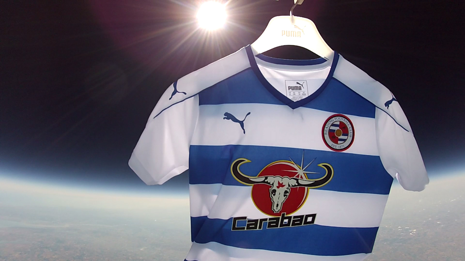 Reading Home Shirt 201617