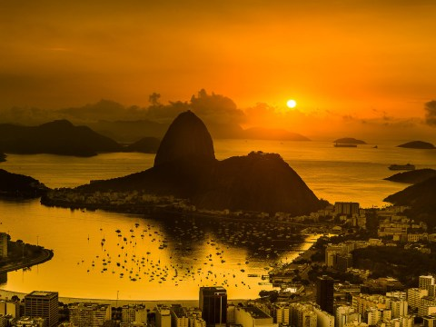 32 epic photos to get you excited about Rio Olympic Games 2016
