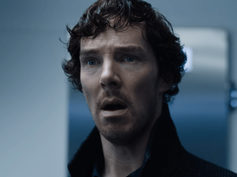 First picture from Sherlock series four shows the detective looking stylish