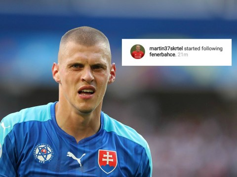 Liverpool star Martin Skrtel gives massive Fenerbahce transfer hint on Instagram