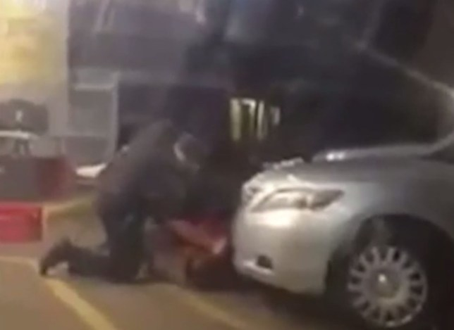 Alton Sterling was shot at point blank range by police, video reveals