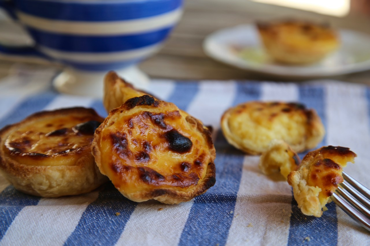 How to make these easy Portuguese custard tarts