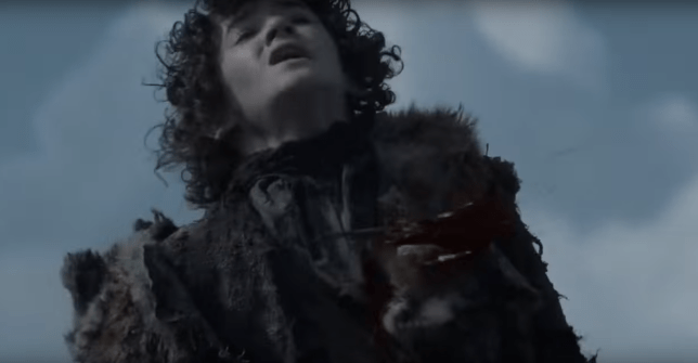 RIP, Rickon! (Picture: HBO)