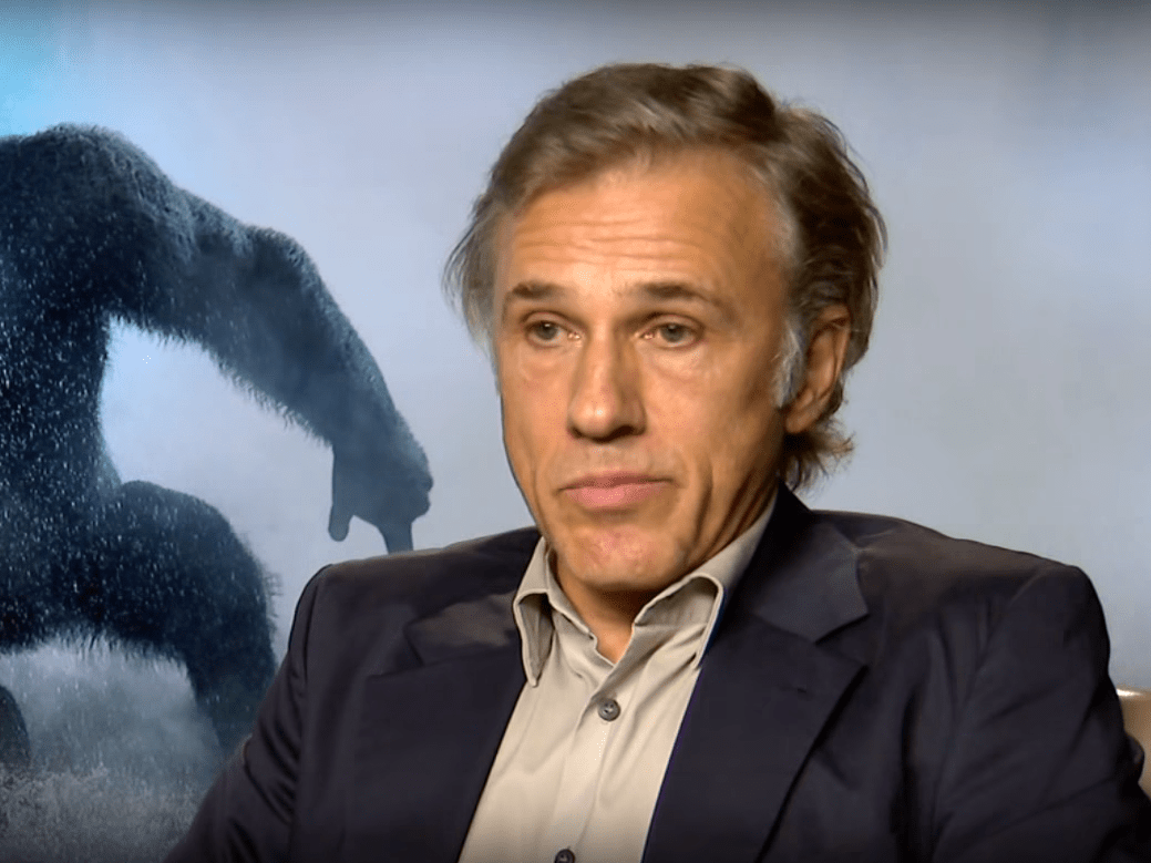Christoph Waltz just delivered the most epic take down of Nigel Farage and Brexit