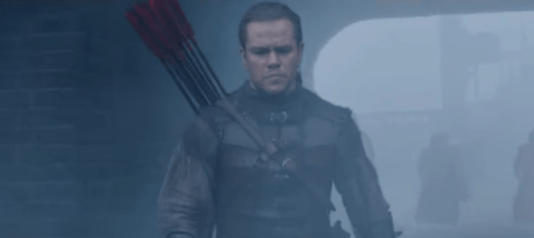 The Great Wall director Zhang Yimou defends Matt Damon casting after being accused of whitewashing