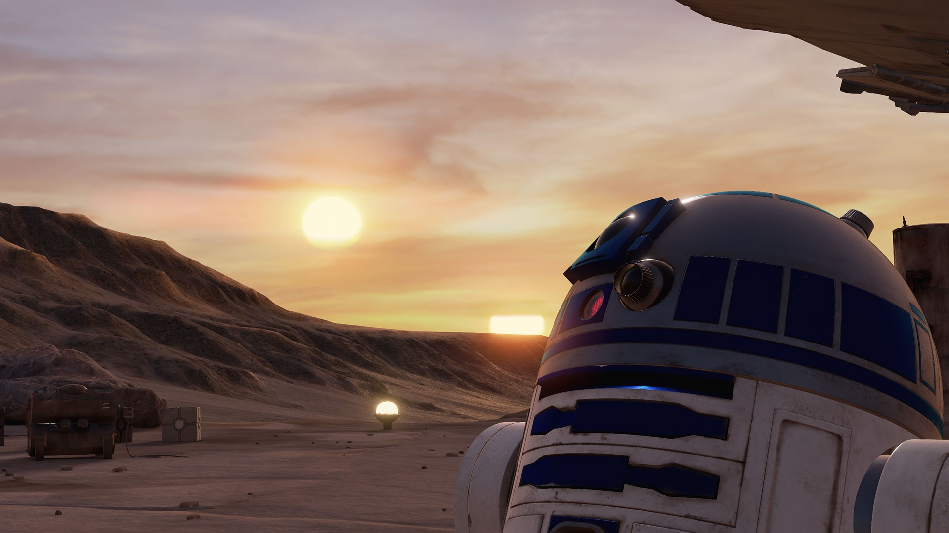 Star Wars virtuality reality 'experiment' is an experience you'll never forget