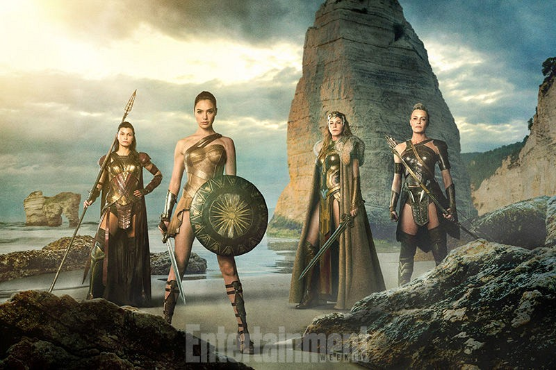 Wonder Woman director Patty Jenkins has defended the movie (Picture: Warner Brothers)