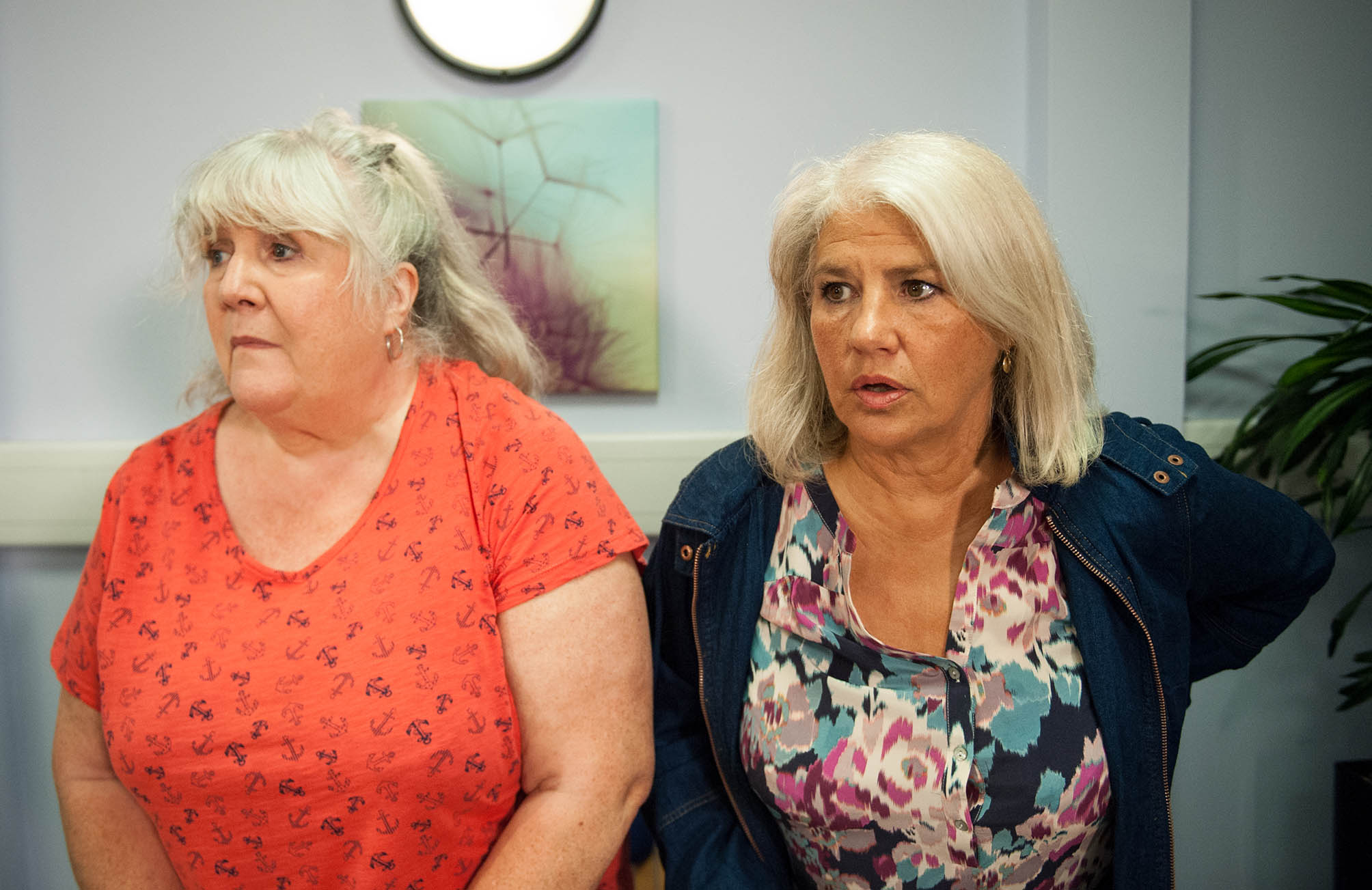 FROM ITV STRICT EMBARGO - NO USE BEFORE TUESDAY 2 AUGUST 2016 Emmerdale - Ep 7582 Wednesday 10 August 2016 Joanier which alters the visual appearance of the person photographed deemed detrimental or inappropriate by ITV plc Picture Desk. This photograph must not be syndicated to any other company, publication or website, or permanently archived, without the express written permission of ITV Plc Picture Desk. Full Terms and conditions are available on the website www.itvpictures.com
