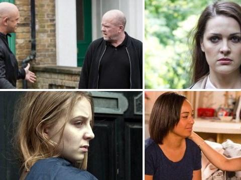 12 soap spoilers: EastEnders Grant Mitchell action, Hollyoaks murder shocks, Coronation Street scissor attack