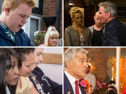 25 soap spoilers: Emmerdale arrest, EastEnders decision, Coronation Street secret, Hollyoaks violence
