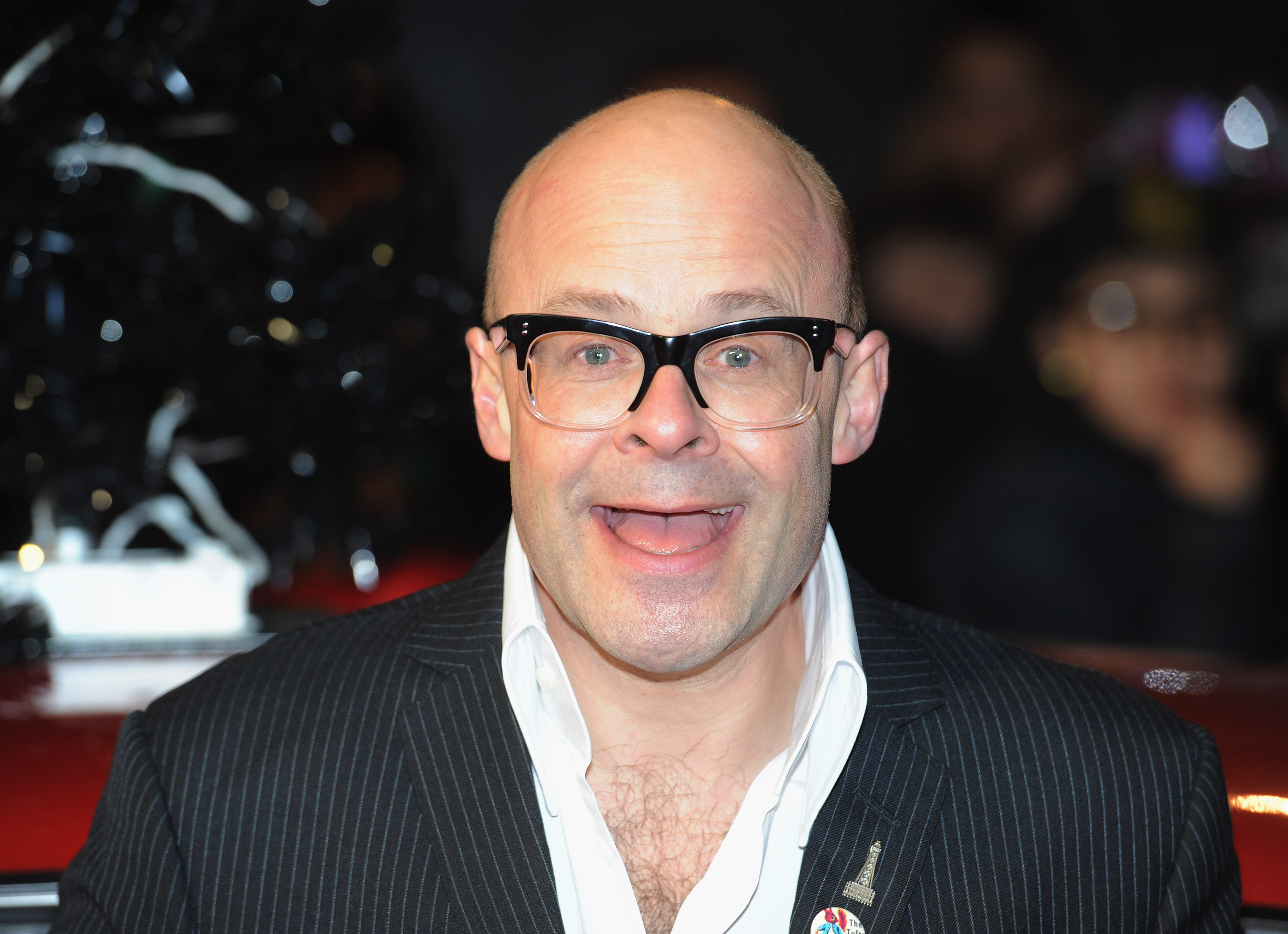 Harry Hill is returning to ITV for brand new show Alien Fun Capsule