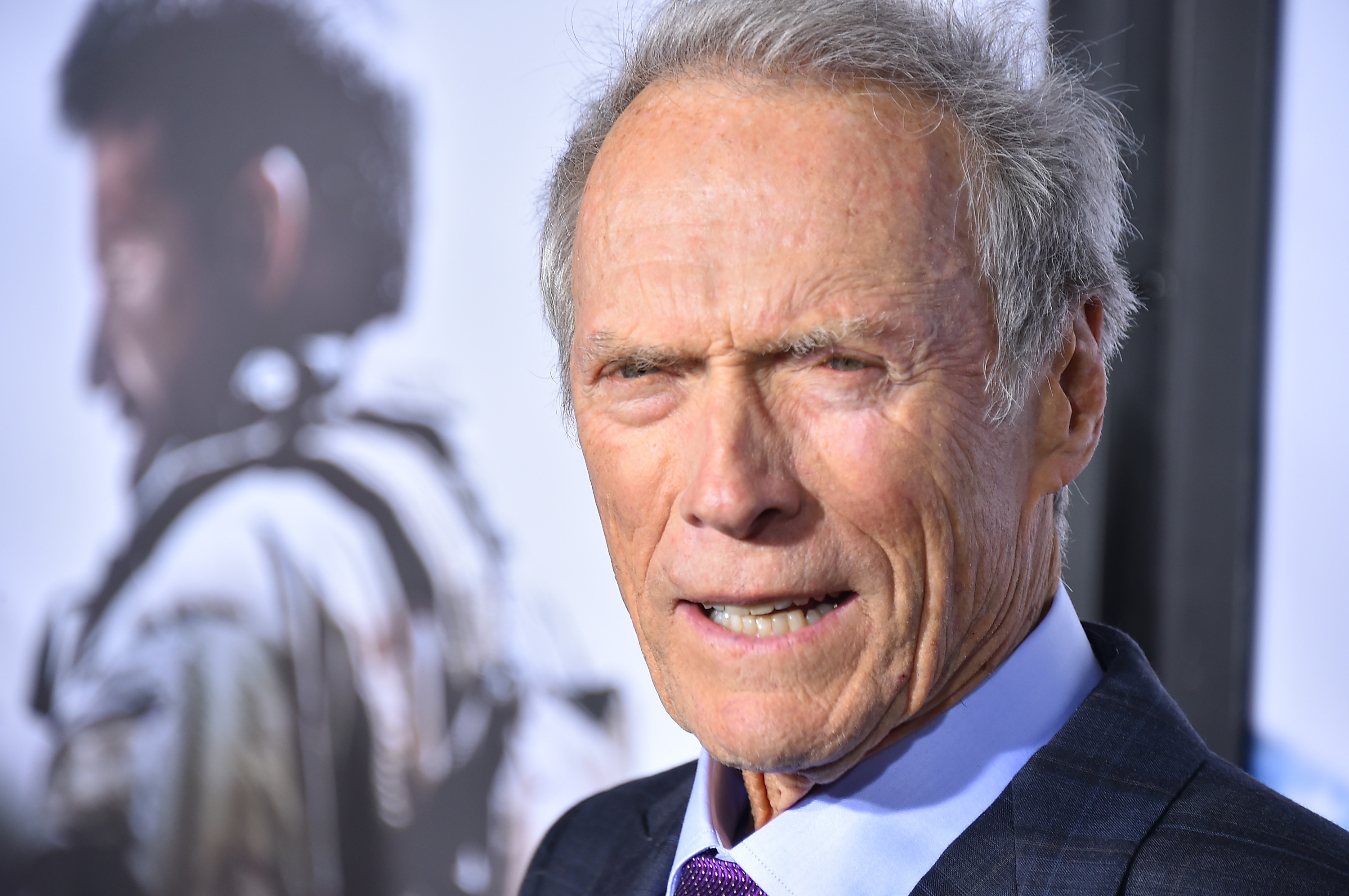 Clint Eastwood says we need to 'just f**king get over' Donald Trump's racism