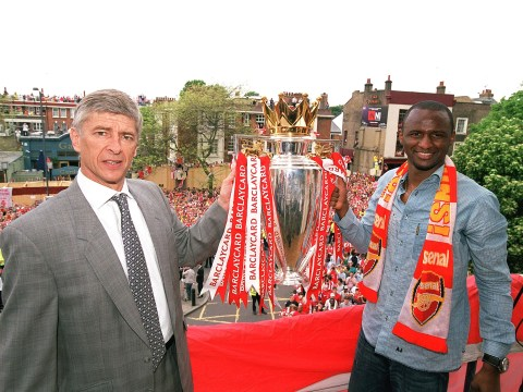 Arsene Wenger has been buying the wrong type of players at Arsenal, says Patrick Vieira