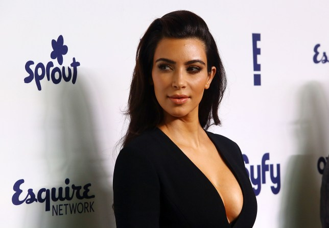 NEW YORK, NY - MAY 15: Kim Kardashian attends the 2014 NBCUniversal Cable Entertainment Upfronts at The Jacob K. Javits Convention Center on May 15, 2014 in New York City. (Photo by Astrid Stawiarz/Getty Images)