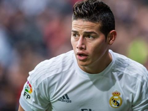 Chelsea in late deals for James Rodriguez & Ezequiel Garay