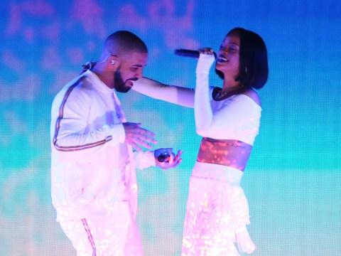 Drake surprises Rihanna with a massive billboard ahead of MTV Video Music Awards