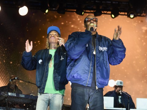 Snoop Dogg and Wiz Khalifa cancel concert after safety rail collapses and injures 15 people