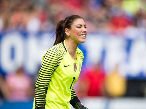 US goalkeeper Hope Solo 'saddened' by six-month ban for 'cowards' remark