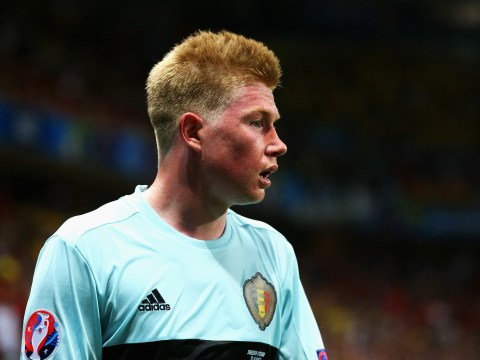 Manchester City midfielder Kevin De Bruyne refusing to give up hope he will be fit to face Sunderland