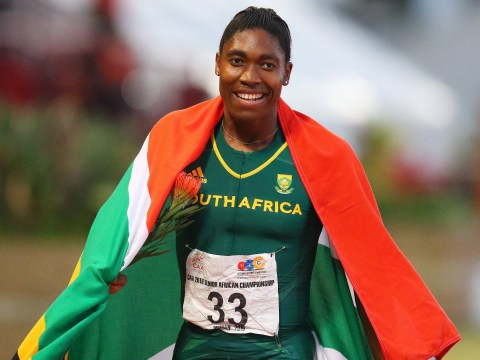 Caster Semenya has the support of South Africa – but not everyone at the Rio Olympics