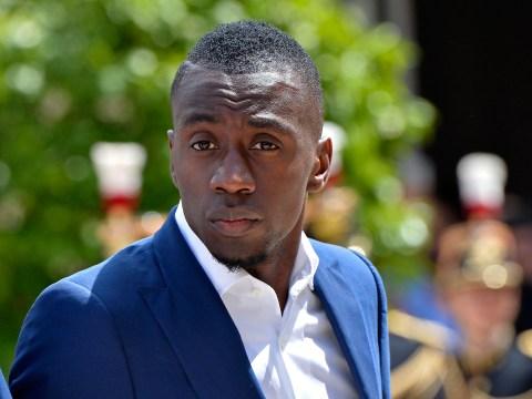 Arsenal eyeing transfer of Paris St. Germain midfielder Blaise Matuidi