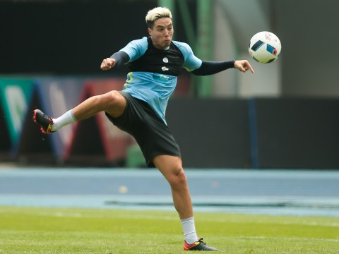 Manchester City will listen to offers for former Arsenal midfielder Samir Nasri