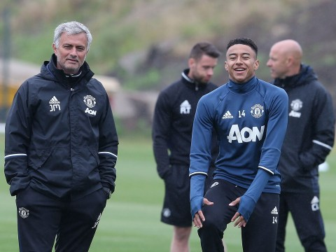 Jose Mourinho proving to be the joker at Manchester United, says Jesse Lingard