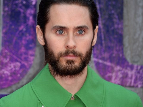 Jared Leto has two words to Warner Bros over Suicide Squad: 'F*ck 'em'