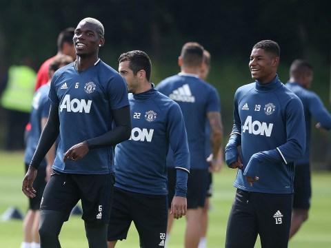 Marcus Rashford hails Manchester United star Paul Pogba as the complete midfielder