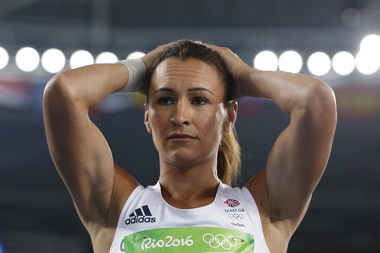Jessica Ennis-Hill wins heptathlon silver but Katarina Johnson-Thompson fails to grab medal