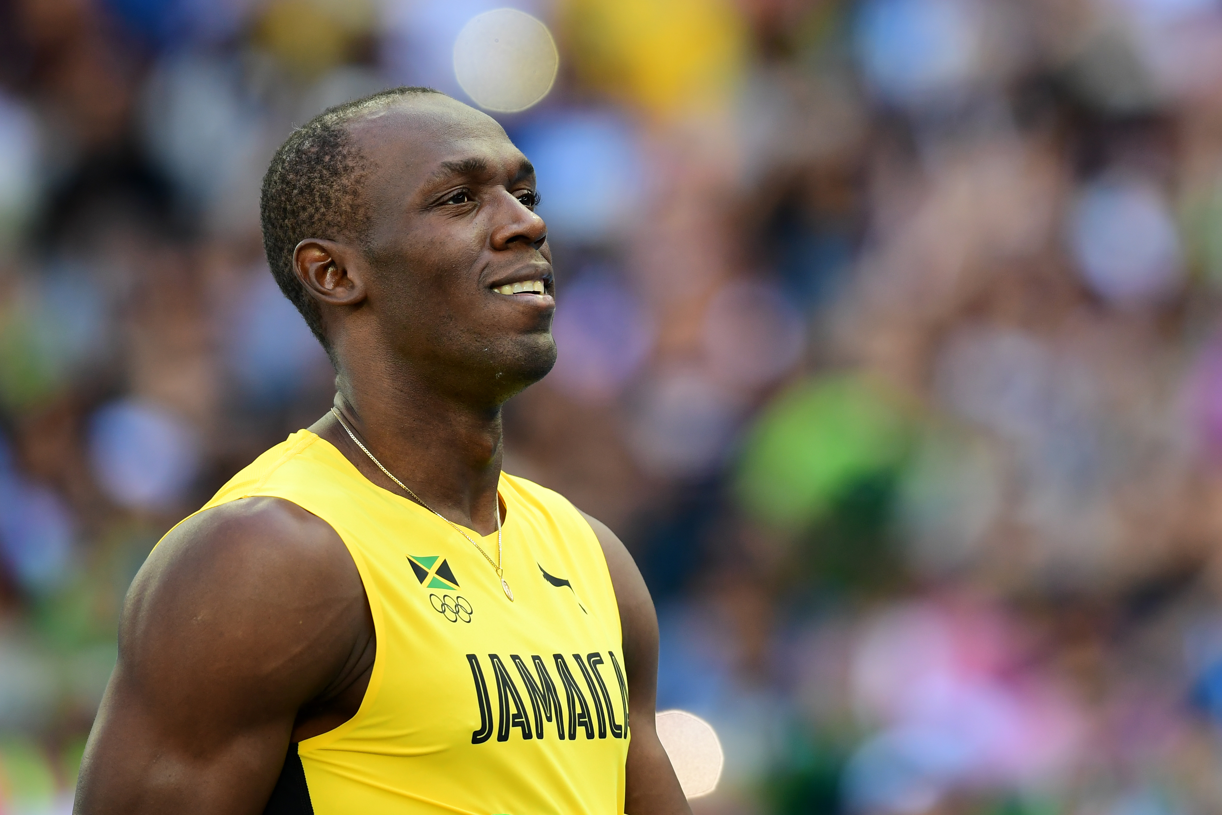 When are Usain Bolt and Justin Gatlin running the Rio 2016 Olympics 100m final?