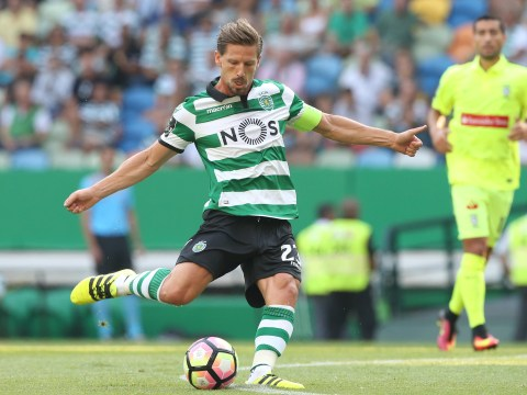 Tottenham linked with £13m move for Sporting Lisbon midfielder Adrien Silva